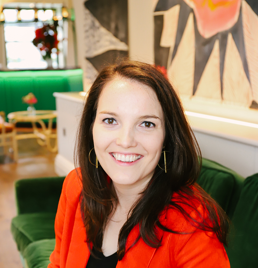 The tech startup accountant: Amanda Green, Filtered