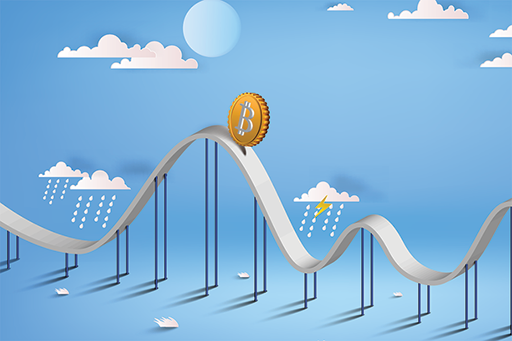 Bitcoin - Will the volatility ever end?