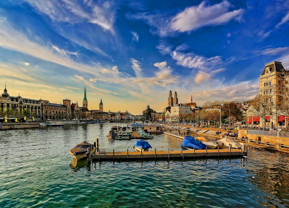The Tax Expat: Kinga Zawora and her journey to Zurich